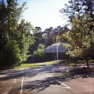 Picnic Dome at Durham Museum of Life and Science