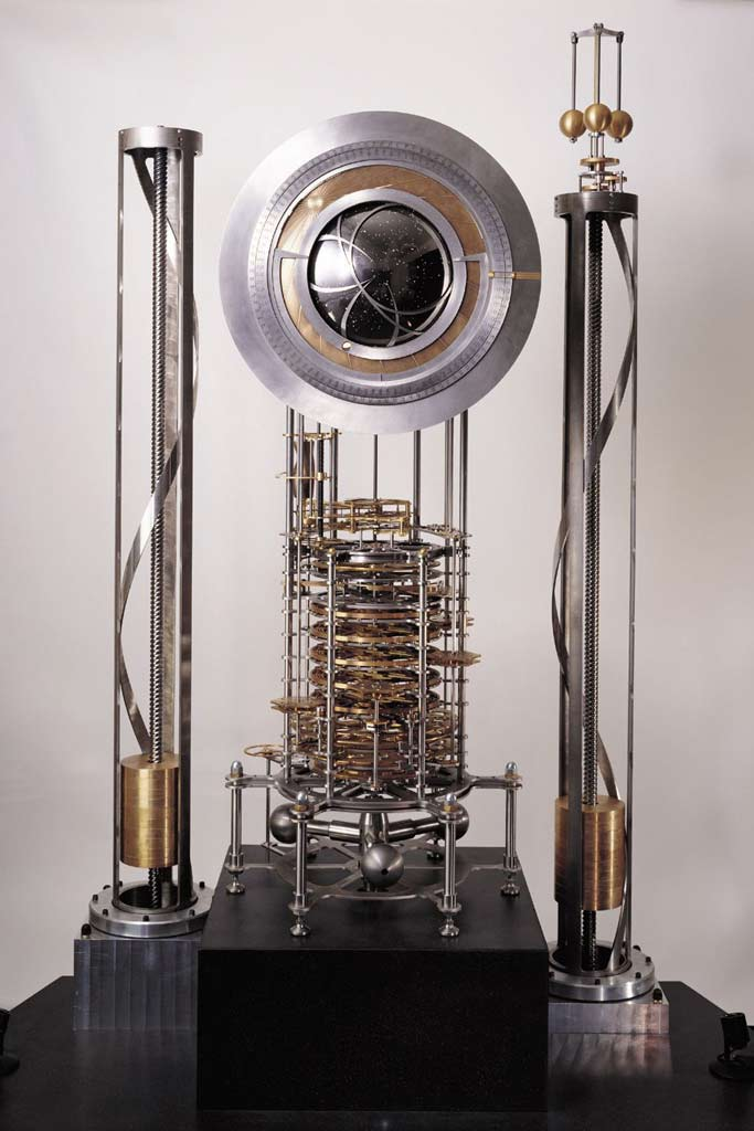 Longnow Foundation - The 10,000 Clock